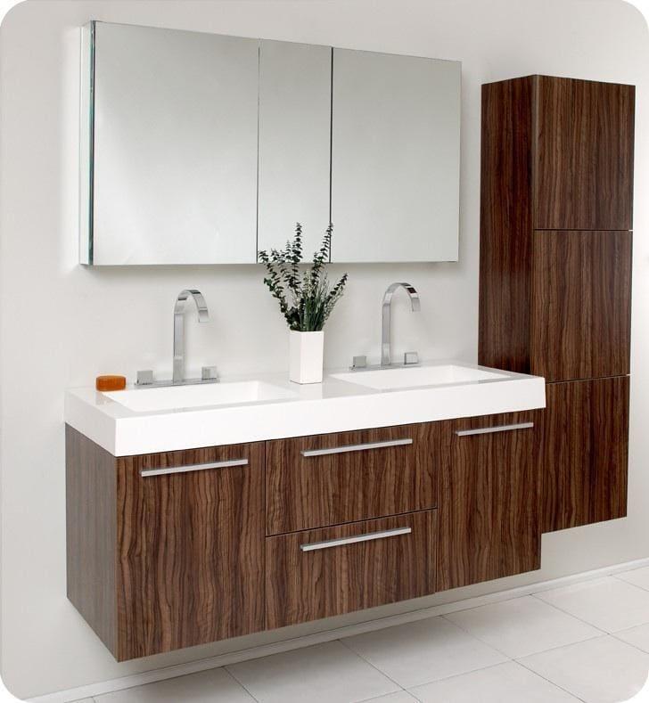 Vanity - muebles modernos para baño