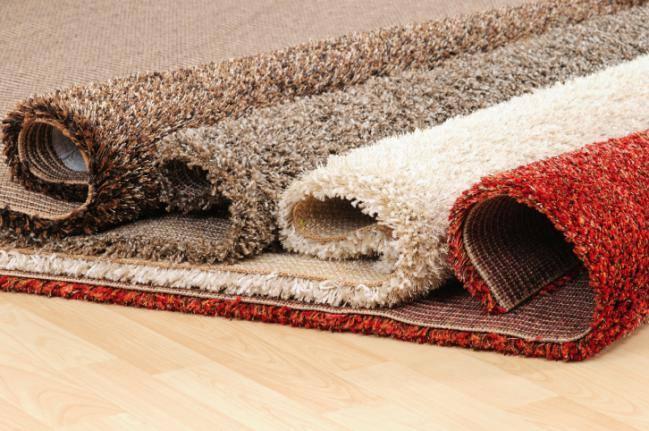 alfombras y tapetes de colores