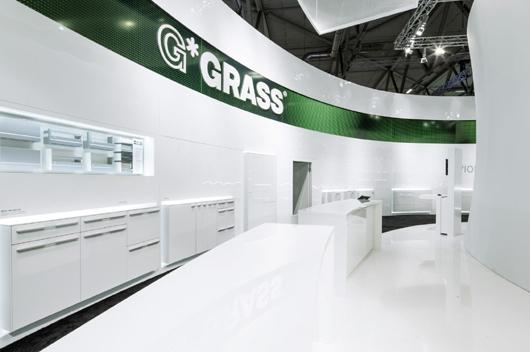 Herrajes GRASS showroom