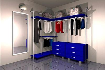 Closet desordenado archivos keepler cocinas integrales y for Recamaras minimalistas 2015