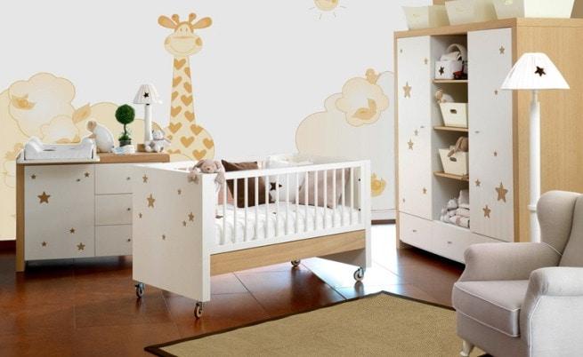 Habitaciones-unisex-para-bebés