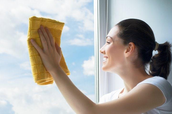 Tips para limpiar Ventanas
