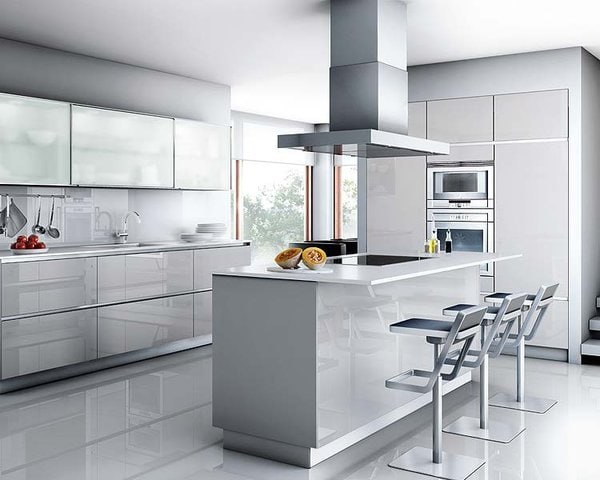 Tendencias en diseño de cocinas 2016