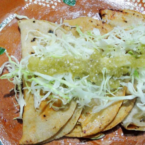 Deliciosa Receta de los Famosos Tacos al Vapor