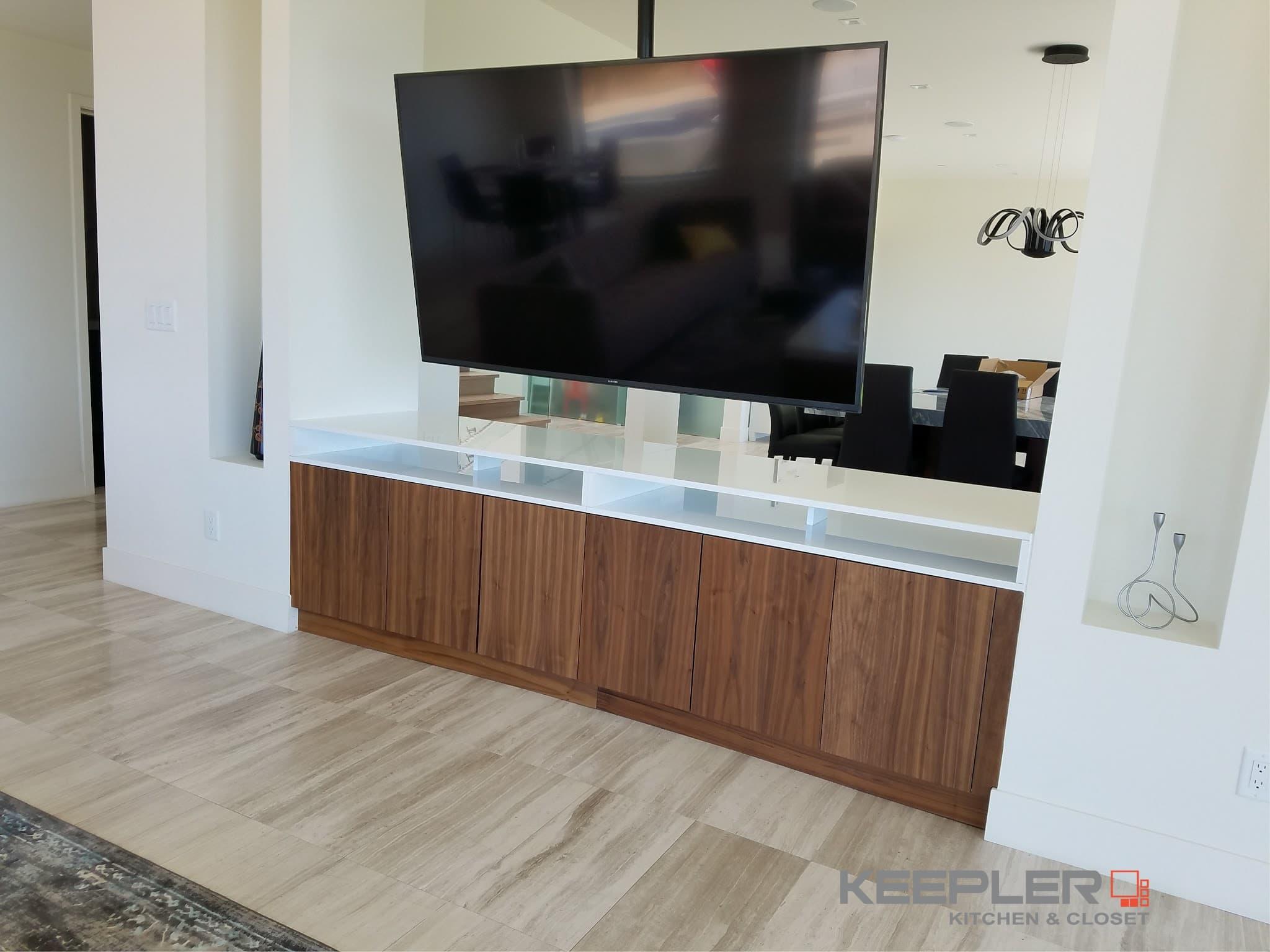 51 mueble de tv moderno