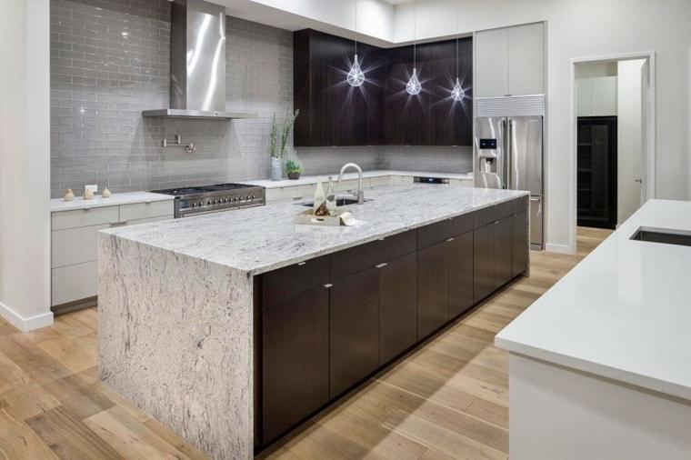 encimeras-de-cocina-marmol-blanco-Clark-Richardson-Architects